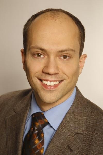 Mike Ellrich, Verantwortlicher für Bildung und Entwicklung bei Michelin