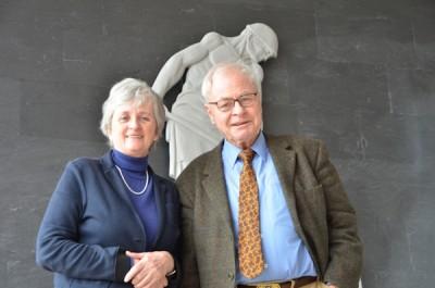 Margot und Peter Wilhelm Borbet
