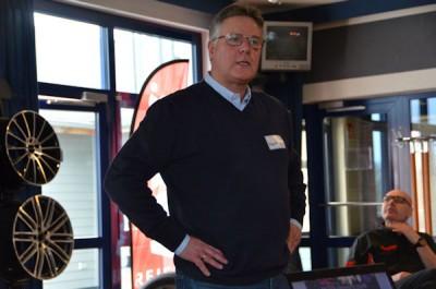Holger Hering lädt in Zusammenarbeit mit CMS und SCC Fahrzeugtechnik nach Bispingen ein