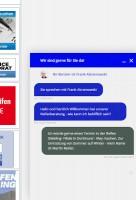Mit Hilfe eines Live-Chats hat Team zum Beispiel erfolgreich einen zusätzlichen Kanal für die Beratung und den Verkauf geschaffen
