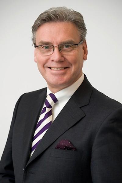 Burkhardt Köller, Vorsitzender der Geschäftsführung Continental Reifen