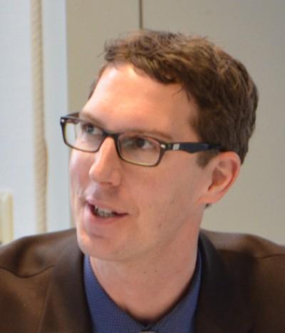 Yorick M. Lowin, Geschäftsführer des Bundesverbandes Reifenhandel und Vulkaniseur-Handwerk
