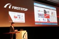 Axel Moll erläuterte die jüngsten Entwicklungen der Plattform Partnereinkauf und wie sie sich zuletzt entwickelt hat, nämlich überaus erfolgreich