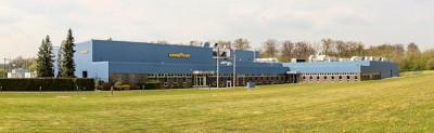 """Goodyear hat gestern sein neues Tire Test Laboratory in Colmar-Berg eingeweiht, mit dem der Hersteller seine """"Präsenz am und Verpflichtung zum Standort Luxemburg stärken"""" werde"""