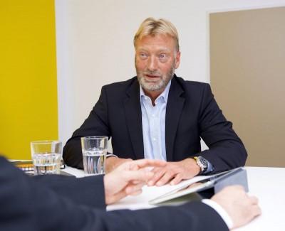 Michael Wendt (Leiter Franchise Deutschland Vergölst)