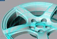 Nach der Entwurfsphase werden die Raddaten in CAD-Systemen aufgebaut