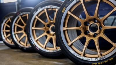 Speedline Corse Felgen in Gold