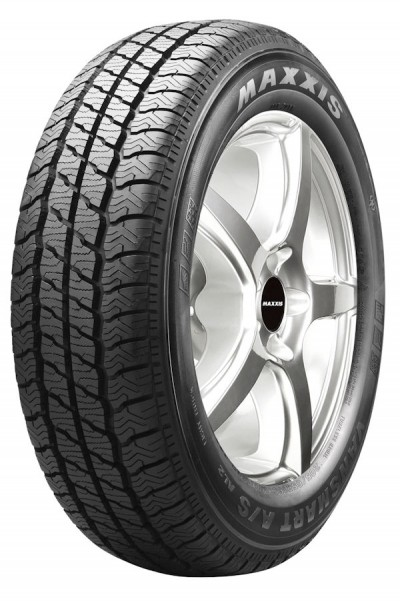 Der All-Season-Reifen Vansmart A/S-AL2 ist zur Markteinführung in fünf Dimensionen verfügbar