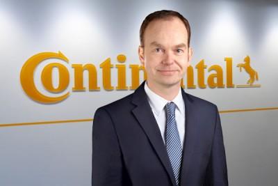 Dr. Marko Multhaupt leitet künftig bei Continental Tire the Americas das strategische Account Management für Nutzfahrzeugreifen