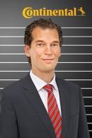 Dr. Boris Mergell verantwortet bei Continental die Forschung und Entwicklung in Sachen Pkw-Reifen weltweit