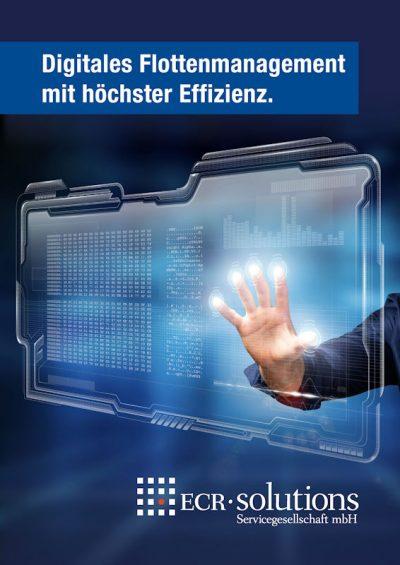 """Das ECR-Flottenmanagement ist Fred Schäfer zufolge """"ein komplexes System und setzt auf Schnittstellen zu allen Beteiligten""""; das bedeute heute, """"dass wir nicht nur zu unseren Flotten, sondern auch zu Handelsorganisationen einen interaktiven Datenaustausch betreiben"""""""