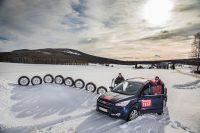 Wie schon seit einigen Jahren üblich hat die GTÜ auch bei ihrem aktuellen SUV-Winterreifentests wieder mit dem Autoclub Europa (ACE) und dem Auto-, Motor- und Radfahrerbund Österreichs (ARBÖ) zusammengearbeitet