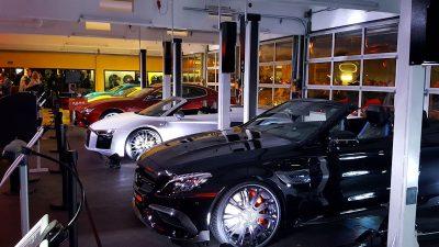 Pirelli zählt zu den führenden Erstausrüstungslieferanten Europas und ist gerade in der Kategorie der Premium- und Prestigefahrzeuge führend, etwas, dass sich auch in der neuen PZero World in München widerspiegelt