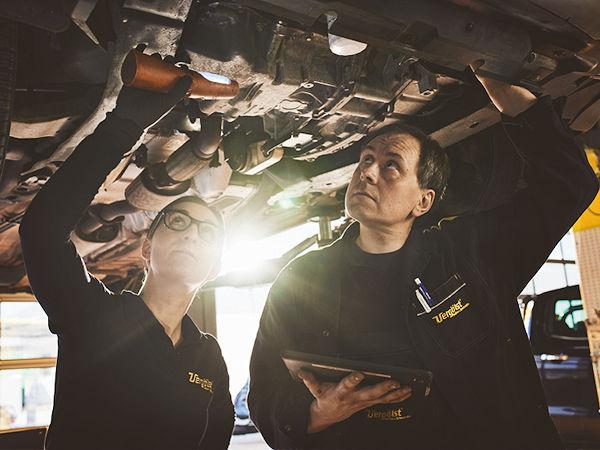 Anfang März Starten Die Vergölst Servicewochen Reifenpressede