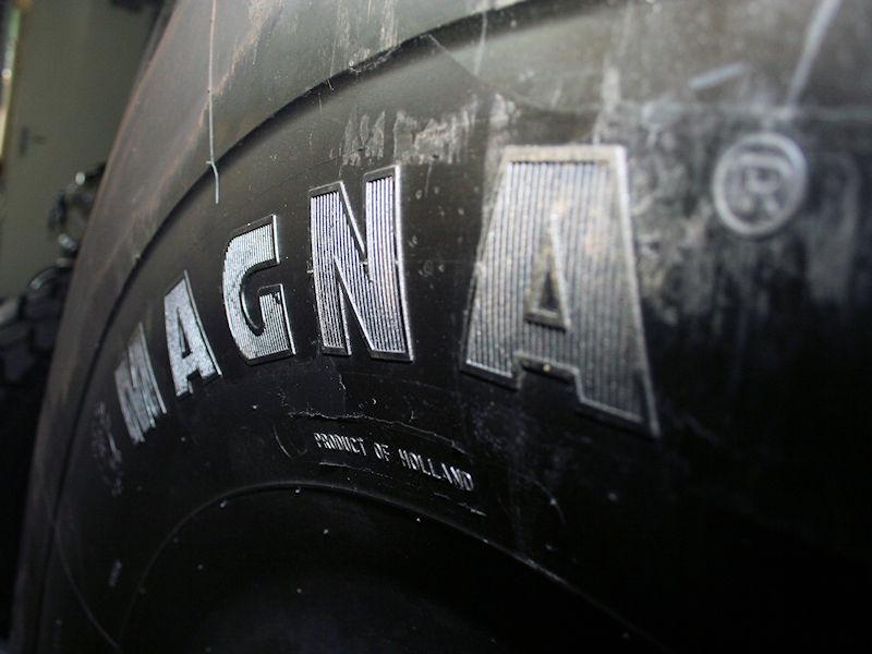 Magna Tyres Group setzt auch auf Produktion in Thailand