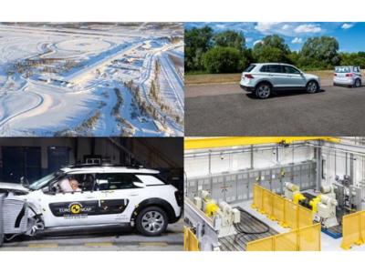 UTAC CERAM und Millbrook bzw. die Mutter von Test World Oy haben ihre Kräfte gebündelt, um ihren Kunden ein breiteres Spektrum rund um Reifen-/Fahrzeugtests und Homologierungen aus einer Hand bieten zu können (Bild: UTAC CERAM Millbrook)