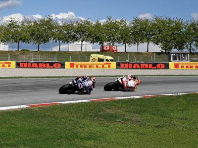 Die offiziellen Reifentests vom 29. März bis zum 1. April auf dem spanischen Rennkurs Circuit of Catalunya/Barcelona markieren den Auftakt der diesjährigen WSBK-Saison (Bild: Pirelli)