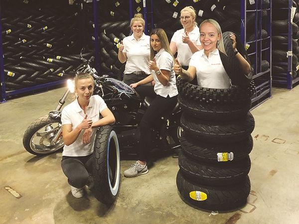 Bei Reifen Göggel gibt man sich bestens vorbereitet auf das für dieses Jahr erwartete Nachfragewachstum im Segment Motorradreifen (Bild: Reifen Göggel)