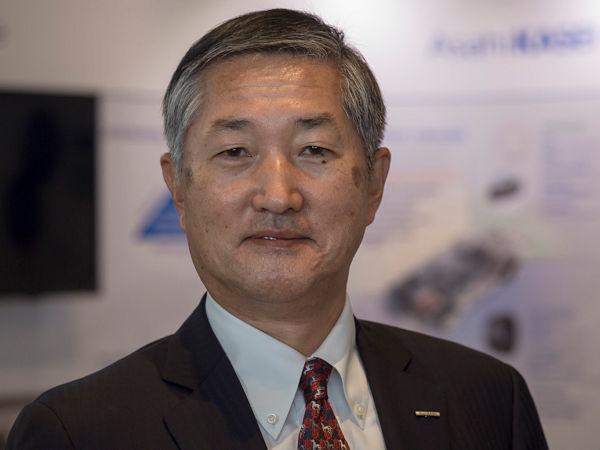 """""""Europa steht an der Spitze einer Revolution in der Automobilindustrie, die nur einmal in einem Jahrhundert stattfindet"""", sagt Hideki Tsutsumi, Managing Director bei Asahi Kasei Europe (Bild: Asahi Kasei)"""