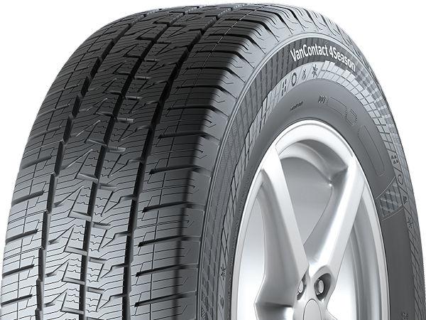"""Im kanadischen Markt werden knapp 10.000 Conti-Reifen des Typs """"VanContact 4Season"""" zurückgerufen, weil einige von ihnen hinsichtlich ihrer Wintereigenschaften möglicherweise nicht den mit der 3PMSF-Kennung verbundenen Anforderungen genügen (Bild: Continental)"""
