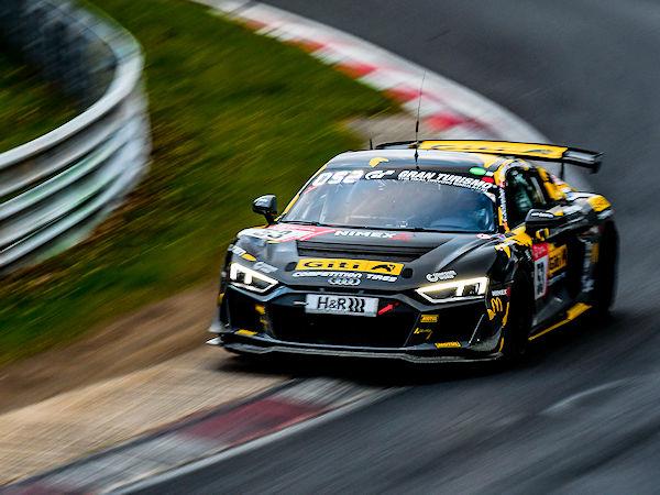 Das Girls-Only-Team von Giti Tire Motorsports by WS Racing startet dieses Jahr erstmals im Audi R8 LMS GT4 ins 24-Stunden-Rennen und stellt sich dem Wettbewerb folglich auch erstmals in der leistungsstärkeren SP8-Klasse (Bild: Giti Tire Deutschland)