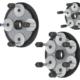 """Die """"QuickPlate V"""" soll für alle gängigen Vier-, Fünf- und Sechslochfelgen erhältlich und mit sämtlichen Radauswuchtmaschinen kompatibel sein (Bild: Haweka)"""