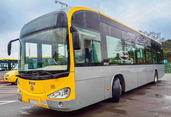 Bei Michelin geht man davon aus, dass aus den heute 5.000 Elektrobussen im Einsatz auf den Straßen Europas binnen fünf Jahren zehnmal so viele werden könnten (Bild: Michelin)