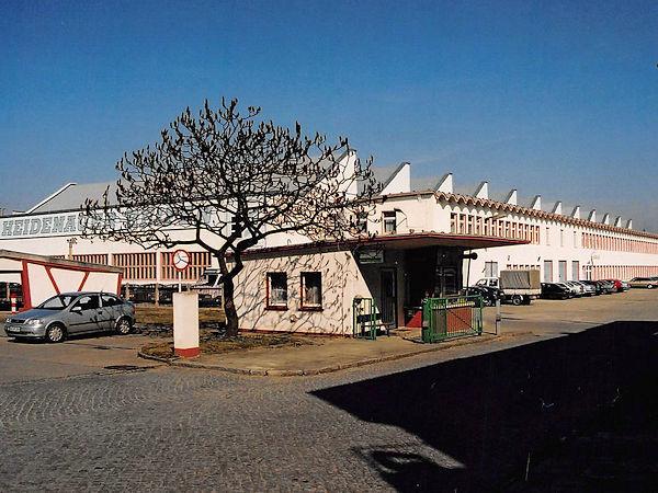Wie es heißt, wird im Reifenwerk Heidenau (bei Dresden) aufgrund voller Auftragsbücher derzeit in allen Abteilungen mit Hochdruck gearbeitet (Bild: NRZ/Christian Marx)