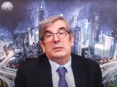 Die nächste Autopromotec werde vom 25. bis zum 28. Mai 2022 in Bologna/Italien stattfinden, versichert Messe-CEO Renzo Servadei in einer aktuellen Videobotschaft (Bild: YouTube/Screenshot)