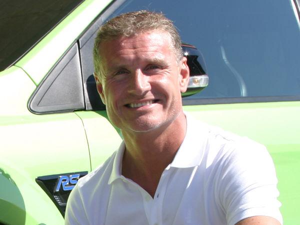 """""""Wir haben 'Motorkriege', wir haben 'Chassiskriege', wir haben 'Fahrerkriege' – und dann haben wir einen einzigen Reifenhersteller, bei dem sich alle Fahrer über die Reifen beschweren"""", hat Ex-Formel-1-Fahrer David Coulthard in einem exklusiven RaceFans-Interview zu Protokoll gegeben (Bild: NRZ/Christian Marx)"""