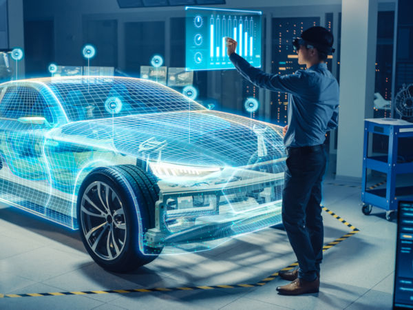 Laut der GTÜ als einem von mehr als 70 Partnern des Projektes ist die sogenannte Zukunftswerkstatt 4.0 dafür gedacht, Technologien und Innovationen vorzustellen und zu testen, die in Autohaus und Werkstatt Einzug halten werden (Bild: GTU)
