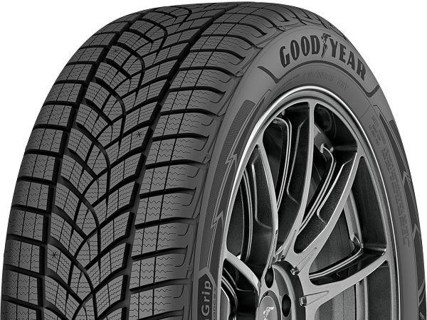 """Das Sortiment seines neuen """"UltraGrip Performance+ SUV"""" umfasst laut Goodyear 33 SKUs (Stock Keeping Units/Artikelnummern) in Dimensionen angefangen bei 16 bis hin zu 20 Zoll, um so ein breites Spektrum an SUVs und Crossover abdecken zu können (Bild: Goodyear)"""