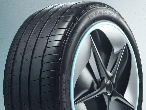 """Das Hankook-Profil """"Ventus S1 Evo³ EV"""" ist Herstelleraussagen zufolge speziell für die Bedürfnisse von Elektrofahrzeugen entwickelt worden (Bild: Hankook)"""