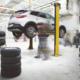 """Mit den bei Opel-Vertragshändlern angebotenen Markenreifen sollen Kunden nicht nur """"kräftig sparen"""", sondern zwei Jahre lang im Schadensfall auch von einem kostenlosen Reifenersatz profitieren können (Bild: Opel Automobile GmbH)"""