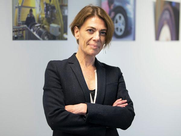 Maude Portigliatti steht seit 2000 in Michelin-Diensten und rückt zum 1. Juli in das Executive Committee der Gruppe auf in der Funktion als Executive Vice President Hightech Materials (Bild. Michelin)