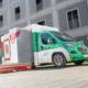 """Rinspeeds """"CitySnap"""" ist als zeitgemäße Zustelllösung gedacht angesichts eines sich durch die Zunahme des Onlinehandels drastisch erhöhenden Waren- und Paketvolumens (Bild: Rinspeed)"""