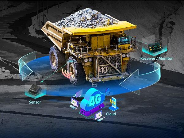 TIKS soll in Echtzeit die Betriebsdaten von Reifen an den Fahrer genauso wie über das Internet an das Fuhrparkmanagement übermitteln können (Bild: Techking)