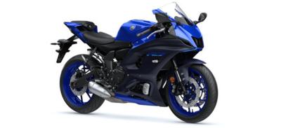 """Die 2021er-Ausgabe seiner YZF-R7 beschreibt Yamaha selbst als """"Supersportmaschine der anderen Art"""" (Bild: Yamaha)"""