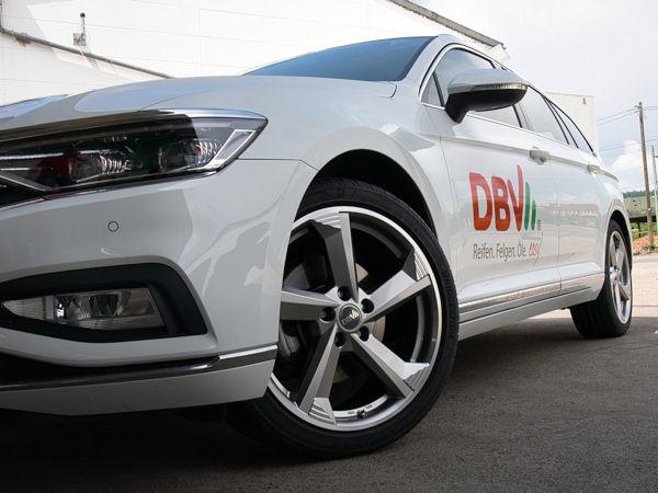 """Das DBV-Rad """"Torino III"""" soll Fahrzeugen zu einem perfekten Auftreten verhelfen können (Bild: DBV Würzburg)"""