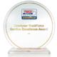 Mit den quartalsweise vergebenen TruckForce Excellence Awards sollen die Leistungen der Goodyear-Netzwerkpartner anerkannt bzw. belohnt werden (Bild: Goodyear)