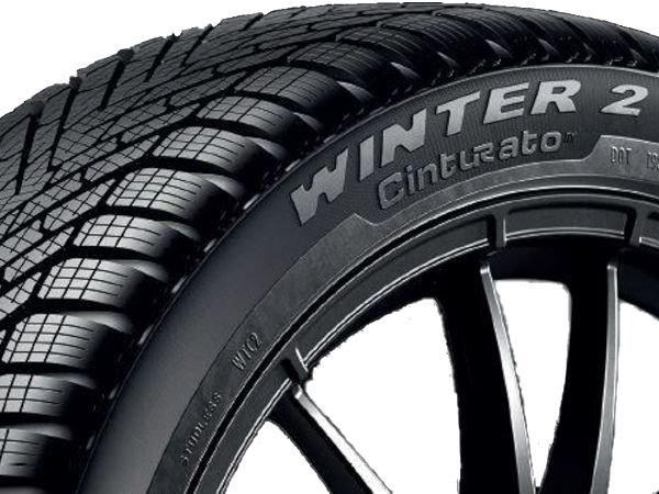 """Pirellis neuer """"Cinturato Winter 2"""" soll in 36 Größen von 16 bis 20 Zoll auf den Markt kommen und mit Topleistungen auf Schnee und Nässe ebenso glänzen können wie mit einem hohen Fahrkomfort (Bild: Pirelli)"""