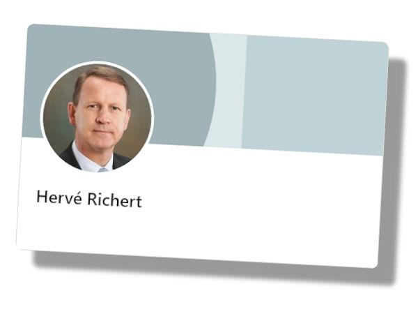 Seit Mitte Juli ist Hervé Richert, der früher lange Jahre auch schon in Diensten von Giti Tire und vor allem Michelin gestanden hat, nicht mehr Chief Executive Officer bei dem indischen Reifenhersteller Birla Tyres (Bild: LinkedIn/Screenshot)