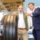 Bei der Nutzfahrzeugmesse NUFAM ist über die Runderneuerung hinaus das Thema Reifen bzw. die Reifenbranche auch insgesamt immer stärker vertreten (Bild: Messe Karlsruhe/Jürgen Rösner)