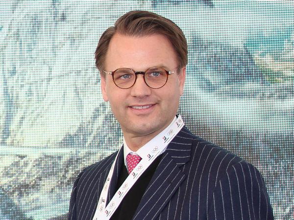 """""""Wir sind mit einem hochmodernen Portfolio für diese Wintersaison gut aufgestellt"""", sagt Christian Mühlhäuser, Managing Director Bridgestone Central Europe (Bild: NRZ/Christian Marx)"""