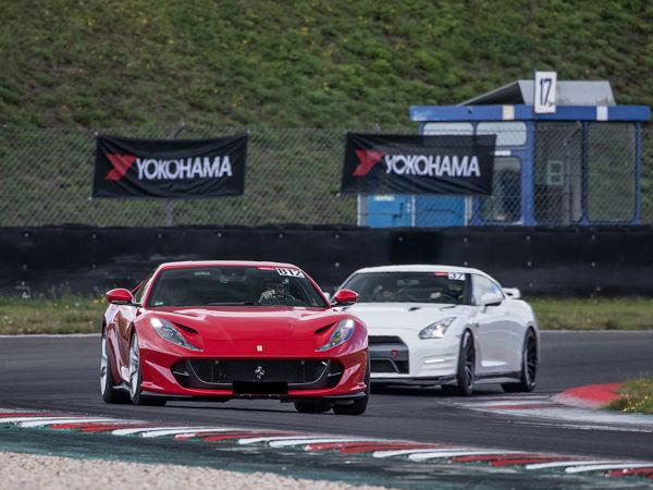 Trackdays wie der von dem Reifen- und Tuningbetrieb Polybauer Automotive GmbH aus Lehrte veranstaltete, sind für sportlich orientierte Fahrer eine Möglichkeit, ihr Auto noch besser kennenzulernen (Bild: Markus Toppmöller)