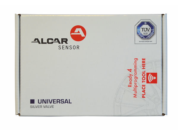 """Die neue Funktionalität Multiprogrammierung – zu erkennen an dem Label """"Ready 4 Multiprogramming"""" direkt auf der Verpackung – wird Alcar zufolge von allen Sensoren des Typs """"Universal"""" des Anbieters unterstützt, die nach Juli 2021 produziert wurden (Bild: Alcar)"""
