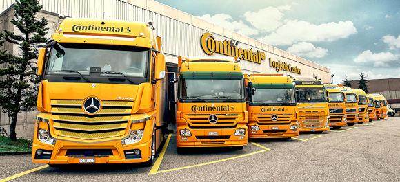 Continental Suisse S.A. hat den Vertrag mit seinem Logistikzentrum in Neuendorf im Schweizer Kanton Solothurn um weitere fünf Jahre bzw. bis Mitte 2026 verlängert (Bild: Continental Suisse)