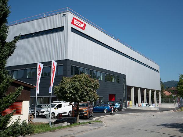 Von St. Gallen aus bedient die ESA nach eigenen Angaben bis zu dreimal täglich Kunden aus dem Einzugsgebiet der gesamten Ostschweiz (Bild: ESA)