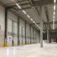 Der Neubau bietet 40.000 Quadratmeter an frischer Logistikfläche für verschiedene Kunden, unter denen ein großer Reifenhersteller sein soll (Bild: Fiege)