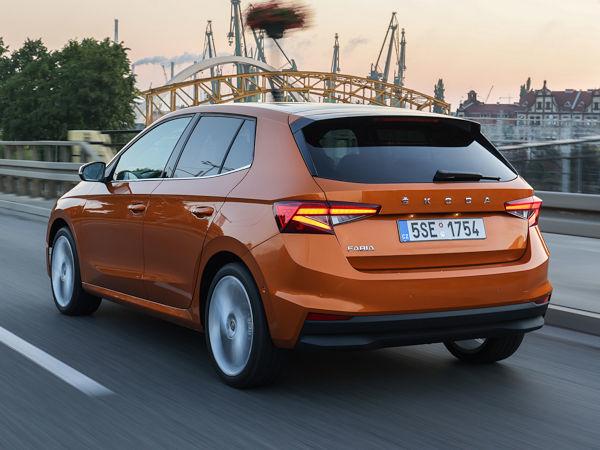 """Der neue Skoda rollt mit Kumhos """"Ecowing ES31"""" vom Band, der speziell für Kleinwagen sowie Fahrzeuge der Kompakt- und Mittelklasse entwickelt worden ist und in Größen von 13 bis 17 Zoll angeboten wird (Bild: Skoda)"""